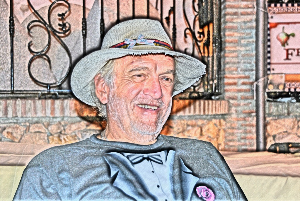 Mi Amigo Terry Bishop El Fresone