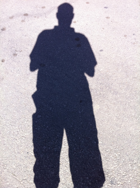Just a Shadow of my Former Self